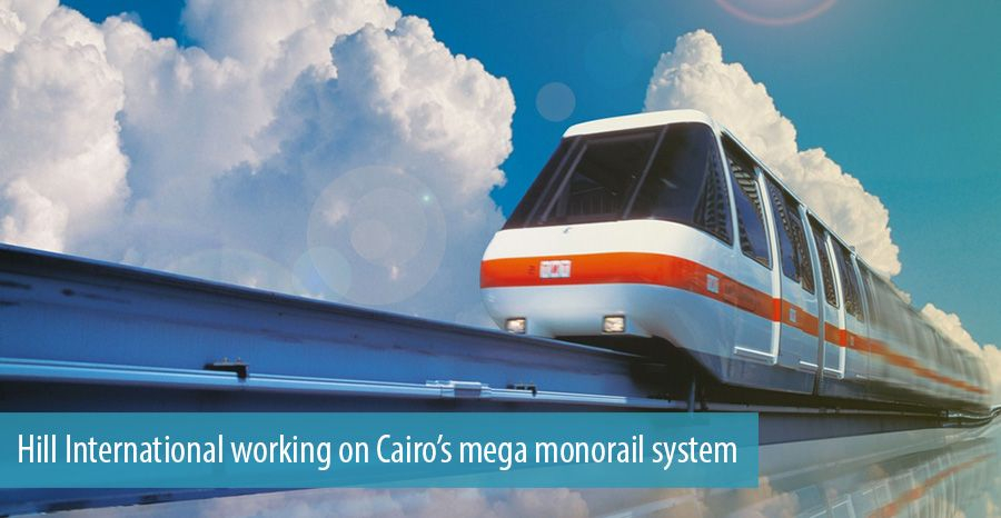 Hill International working on Cairo's mega monorail system
