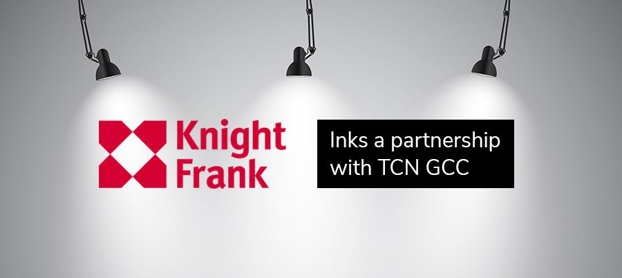 Knight Frank inks a partnership with TCN GCC