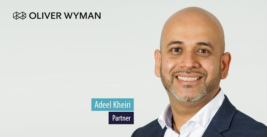 Adeel Kheiri, Partner, Oliver Wyman