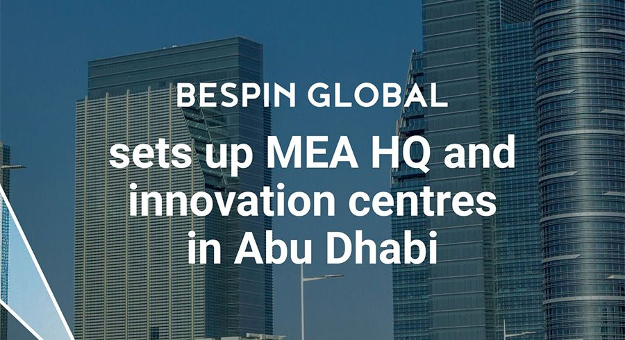 Bespin Global lands in Abu Dhabi