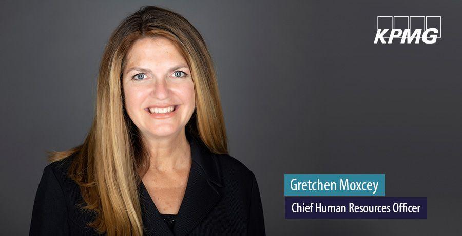 Gretchen Moxcey, Chief Human Resources Officer, KPMG Lower Gulf