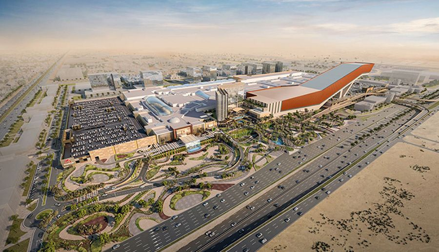 Engineering consultancy enlisted for Mall of Saudi development