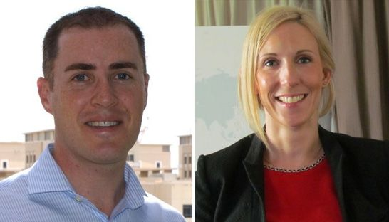 Paul Carey and Charlotte Warburton join PA Consulting in Dubai