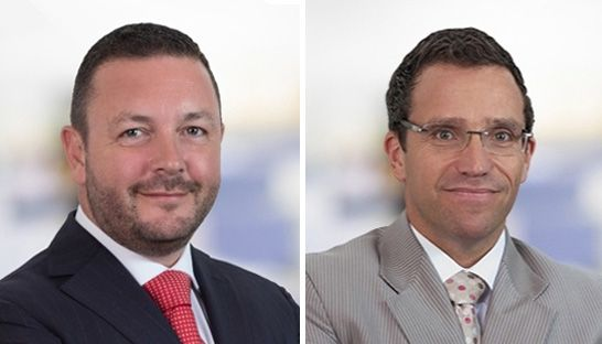 Navigant adds Paul Taplin and Chris Hewkin to Dubai office