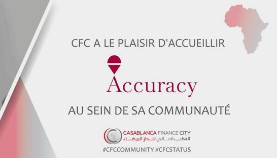 Accuracy opens office in Casablanca, 2nd in Middle East, 15th worldwide