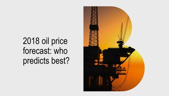 Expert forecasts agree on slight rise in global oil prices for year ahead