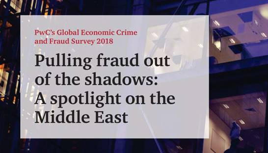 Over one third of Middle East businesses subject to fraud in past two years
