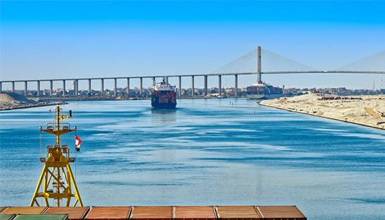 Dutch engineering consultancy Arcadis selected to build tunnel under Suez Canal