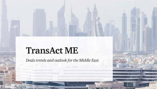 Financial sector activity heating up in Middle East, shows PwC M&A report