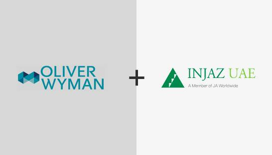 Oliver Wyman partners with youth network INJAZ in the Emirates