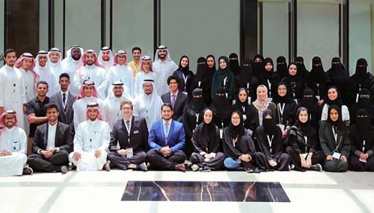 McKinsey-supported fellowship nurtures local young talent in Saudi Arabia