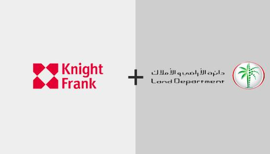Knight Frank signs knowledge partner MoU with Dubai Land Department