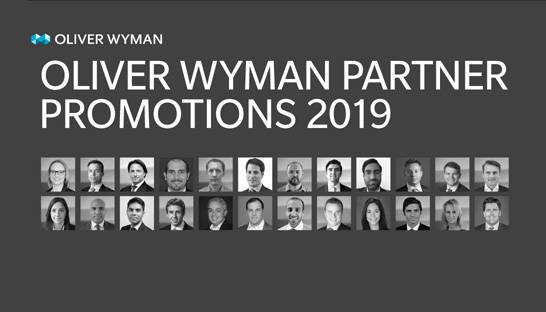 Oliver Wyman appoints four new Partners in Dubai office