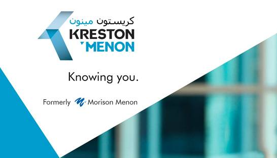 Morison Menon in the UAE joins Kreston international network