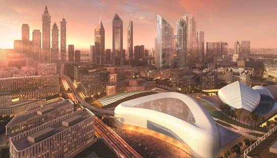 Dubai International Financial Centre given go ahead for massive expansion