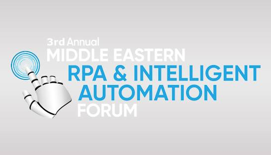 Survey reveals wide-spread RPA investment plans ahead of Middle East forum