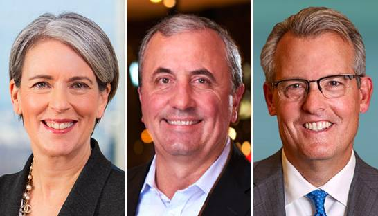 Big name consultancies get new global leaders in 2019