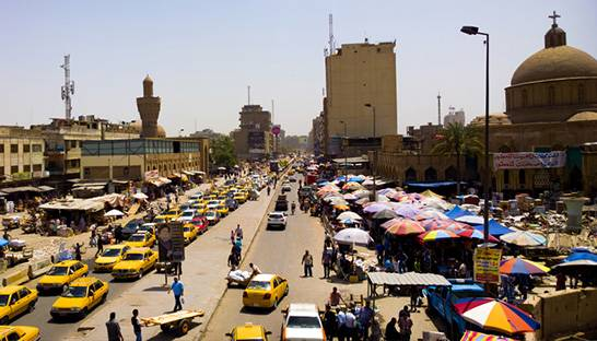 Baghdad lands in at last on latest Mercer quality of living index