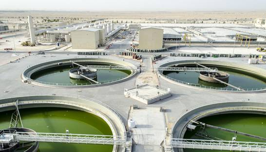 Palestine wastewater plant contract goes to US power management firm