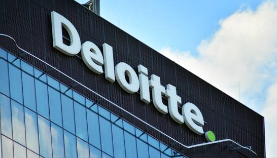 Deloitte grows global revenues by 9.4 percent to $46.2 billion