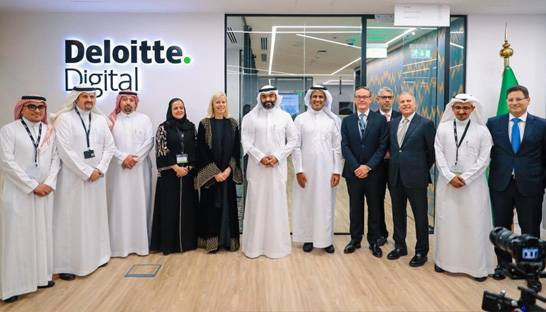Deloitte opens the doors to digital delivery centre in Saudi Arabia