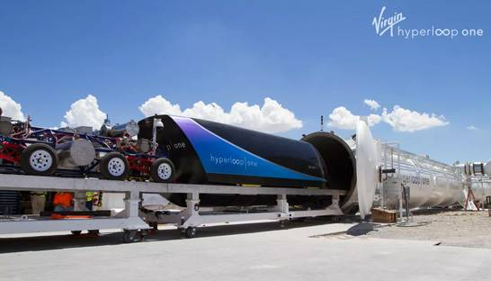 Virgin Hyperloop One project fast-tracked in Saudi Arabia