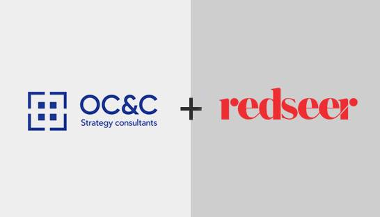 RedSeer signs strategic partnership with OC&C Strategy Consultants