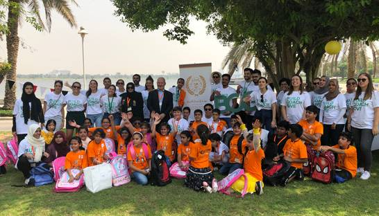 BCG Middle East staff join in for annual community service day