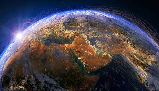 Firms in Jordan, Palestine, KSA and Egypt join global networks