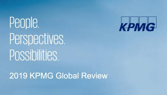 Growth slows as KPMG closes in on $30 billion in global revenues