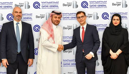 Qatar insurer taps Roland Berger for strategy and operations review