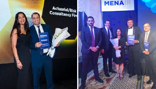 Deloitte and KPMG recognised at MENA Insurance Awards