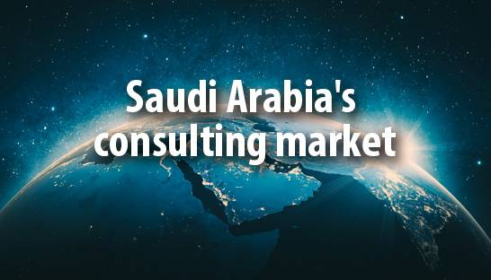 Saudi Arabia's consulting market climbs 12 percent to $1.6 billion