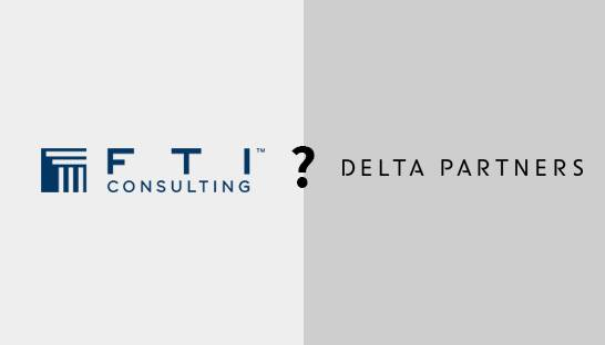 Dubai's Delta Partners on the verge of joining FTI Consulting