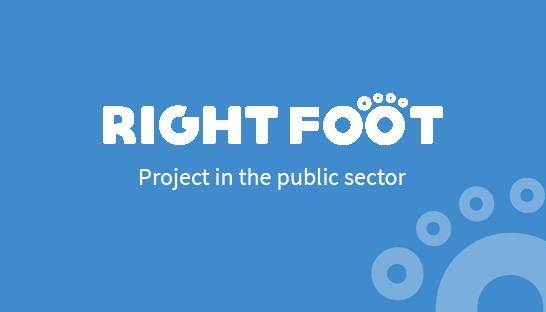 RightFoot helps public sector client with setup of a digital practice