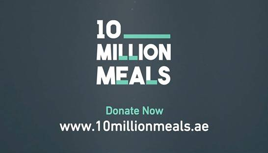McKinsey supports UAE's '10 million meals' humanitarian campaign
