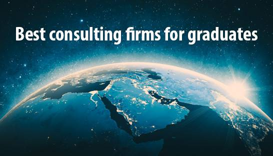 Best graduate consulting firms in five Middle East countries