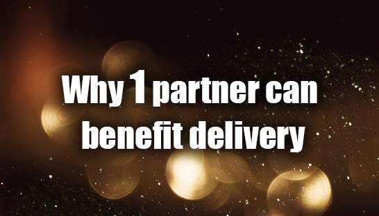Why an end-to-end transformation partner benefits delivery