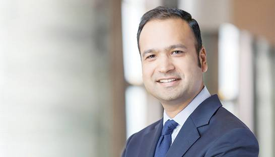 Vikas Papriwal leads FTI's Corporate Finance & Restructuring practice