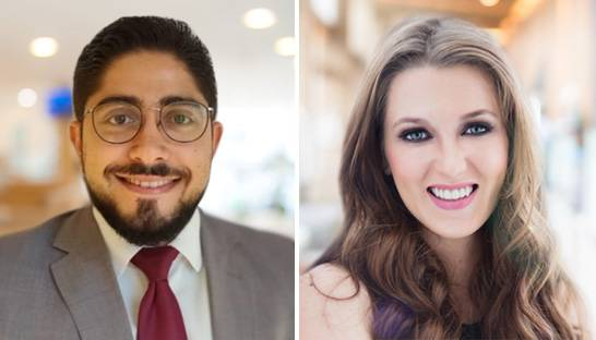 Oliver Elirani and April Lincoln launch consulting firm Ollen Group