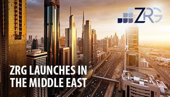 Executive search firm ZRG launches in the Middle East