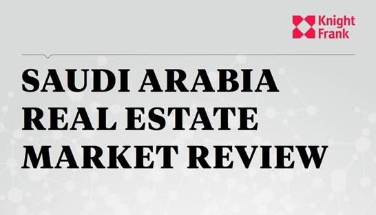 An outlook for Saudi Arabia's real estate and property market