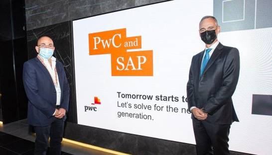 PwC welcomes SAP delegation at Digital Experience Centre in Dubai
