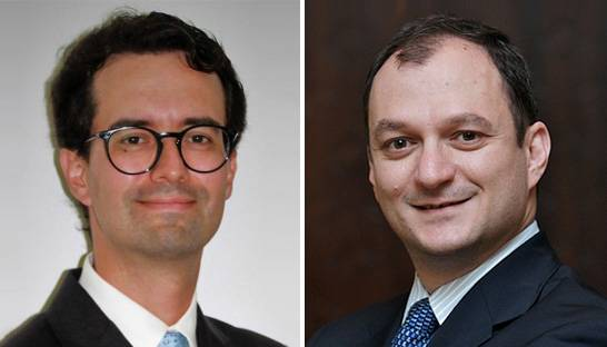 Aurelien Vincent and Chadi Moujaes partners at Strategy&