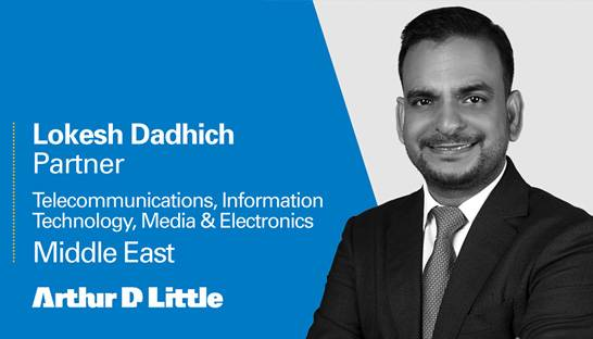 Arthur D. Little promotes Lokesh Dadhich to partner in Dubai