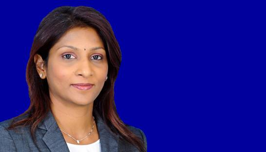 Jeyapriya Partiban leads KPMG's Advisory business in Bahrain