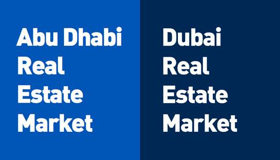 The residential property market of Abu Dhabi and Dubai
